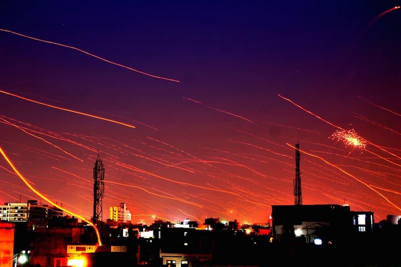 Makar Sakranthi Firework Celebrations