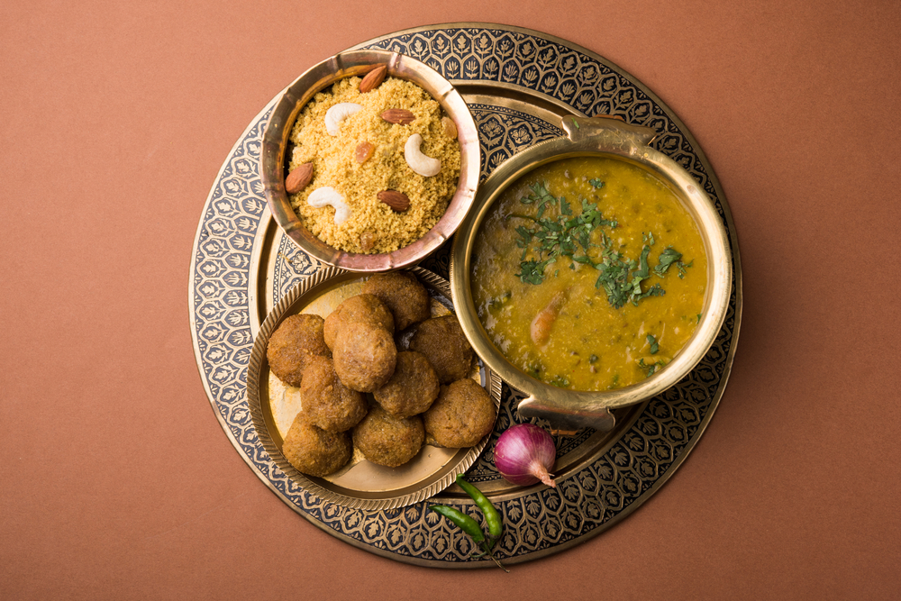Rajasthani Food