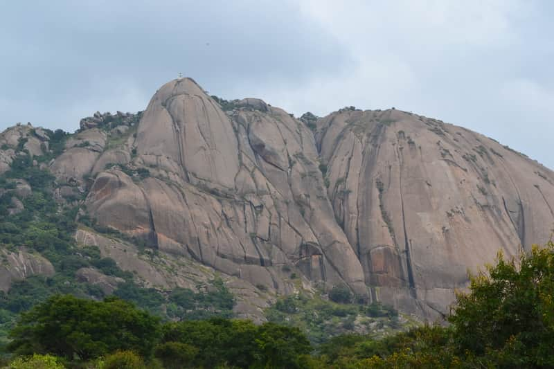 Savandurga Hill