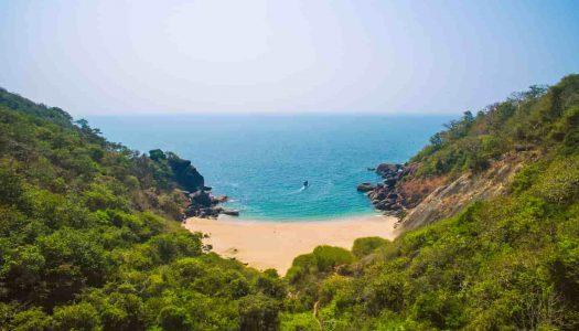 Unearth the Beauty of Goa Through its Hidden Beaches