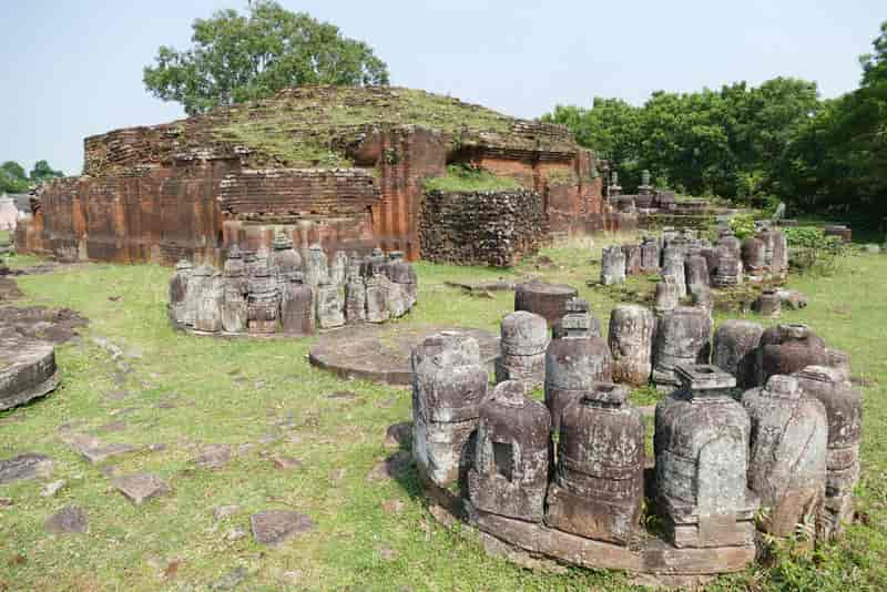 Ratnagiri Buddhist Excavation