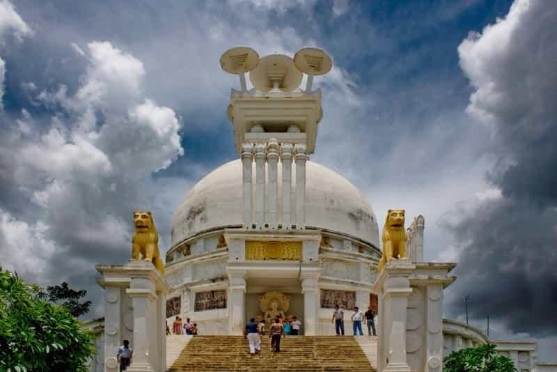 Shanti Stupa Bhubaneshwar