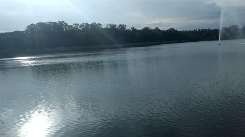 Sankey  Lake