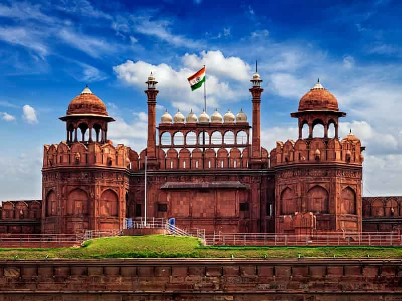 Image result for Old Delhi's Historical Monuments