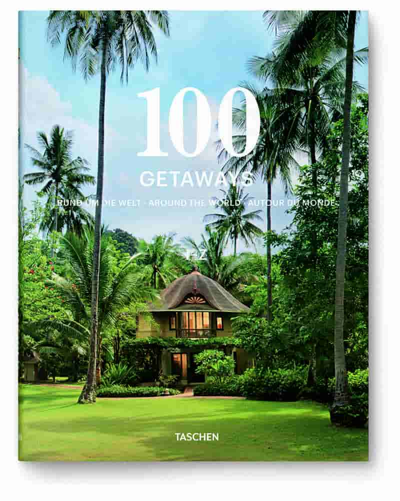 100 Getaways Book