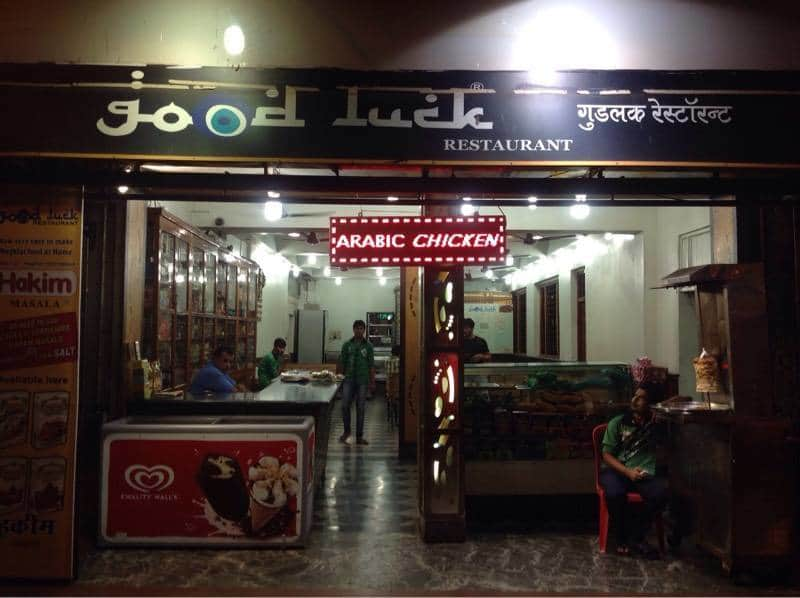 A Bandra icon, the Irani restaurant Good Luck Cafe