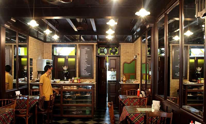 A new Irani cafe in Mahim