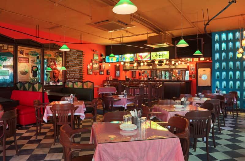 A new restaurant that serves Parsi food