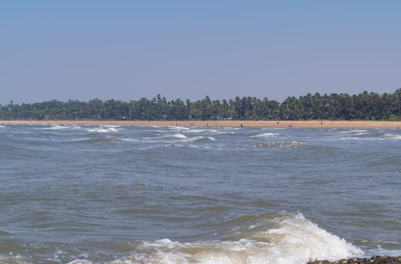 Aksa Beach, Mumbai