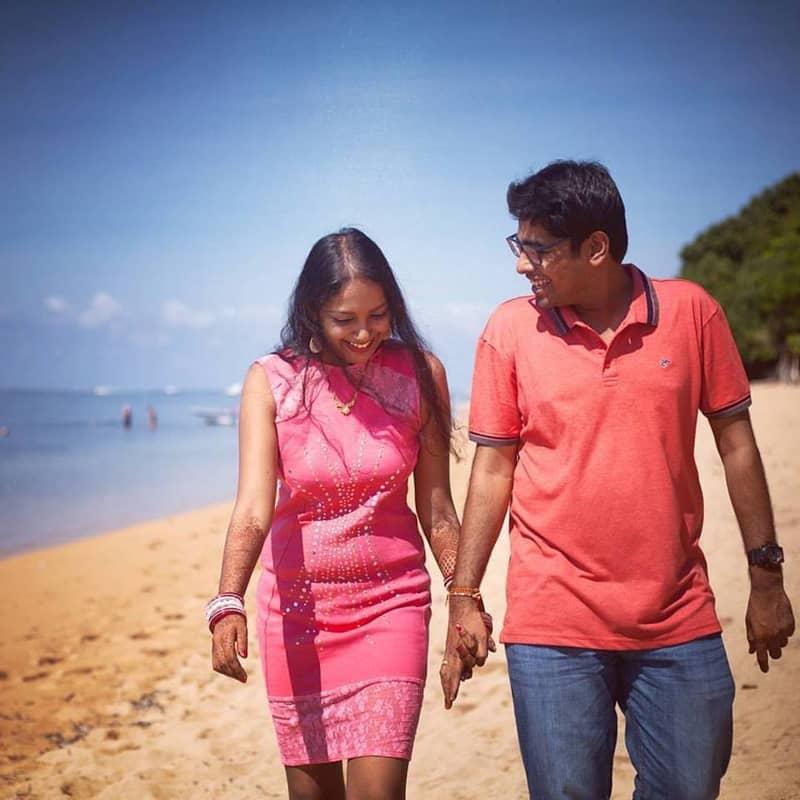 Ankita and Mohit