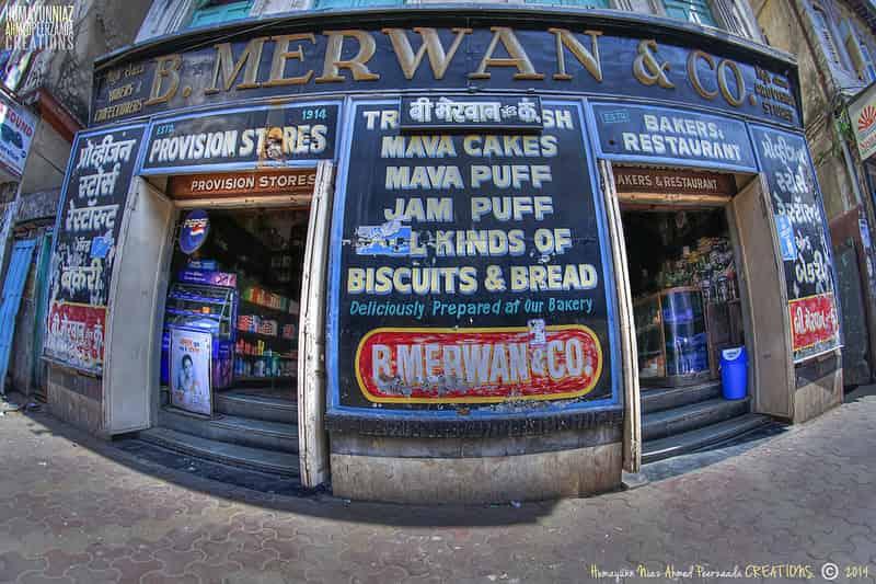 B. Merwan & Co, Grant Road