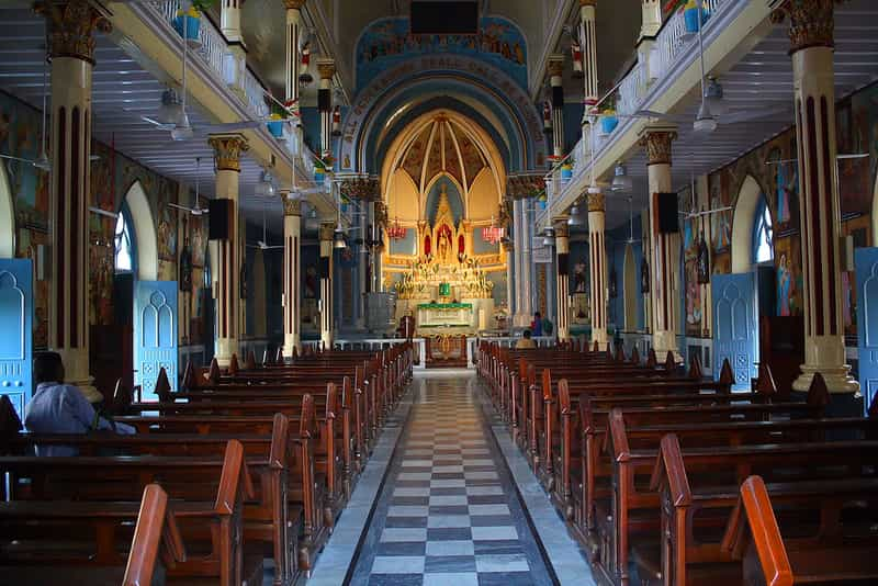 Basilica of the Mount, Bandra