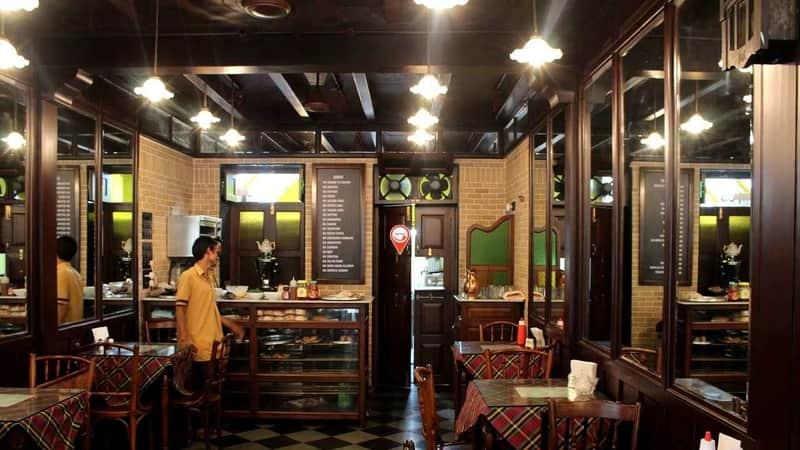 Cafe Irani Chai, Mahim