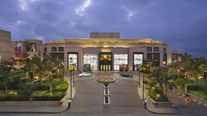 DLF Emporio is among the most upmarket malls in Delhi