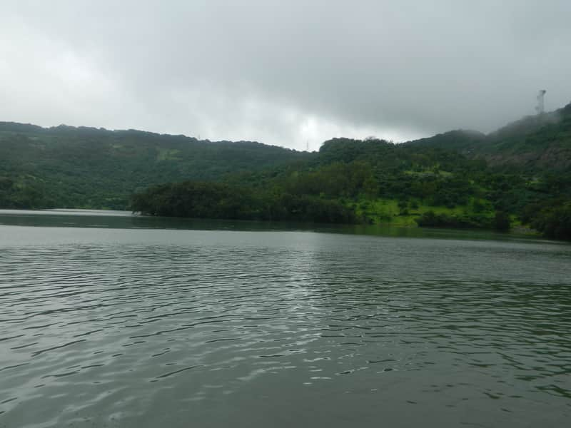 Enjoy romantic moments at the Bhushi Dam
