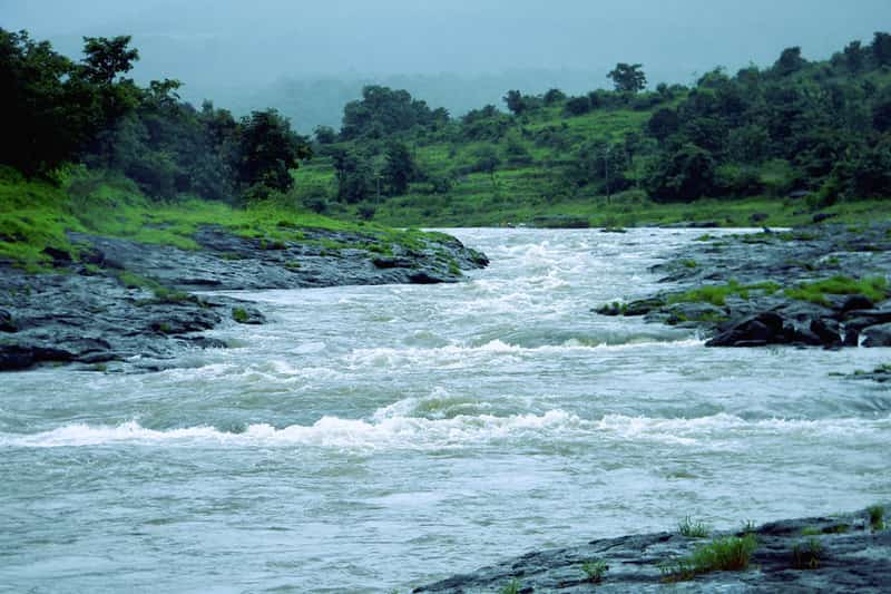 Enjoy scenic walks around the Amba River