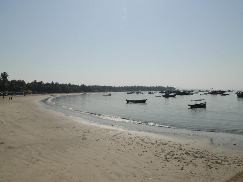 Erangal Beach, Mumbai