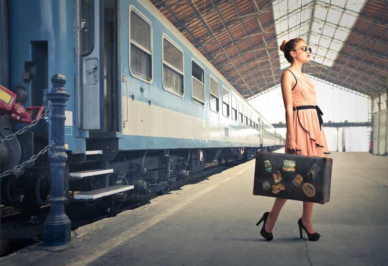 Fashionable Traveler
