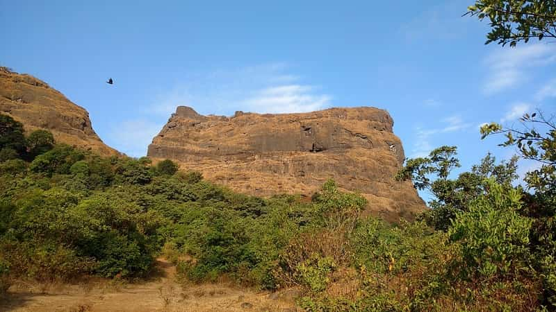 Ghangad Fort