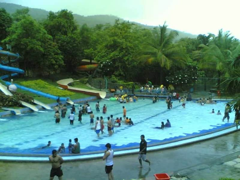 Great Escape Water Park,Virar