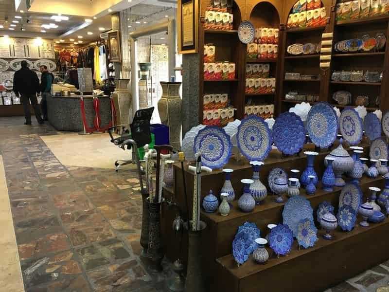 Handicrafts, Dead Sea