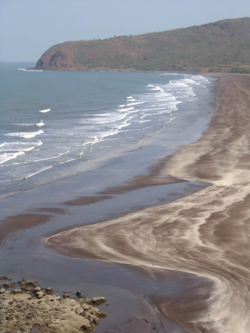 Beach at Harihareshwar