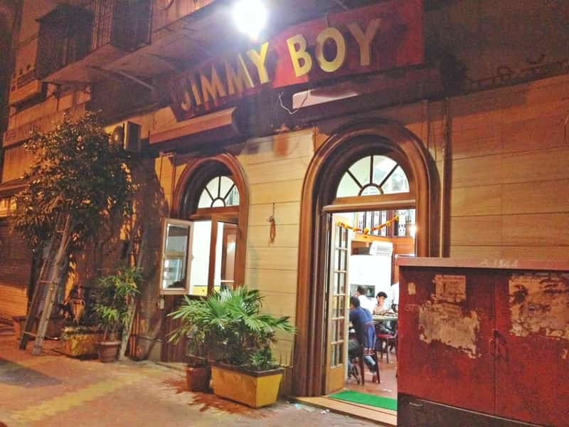 Jimmy Boy, Fort