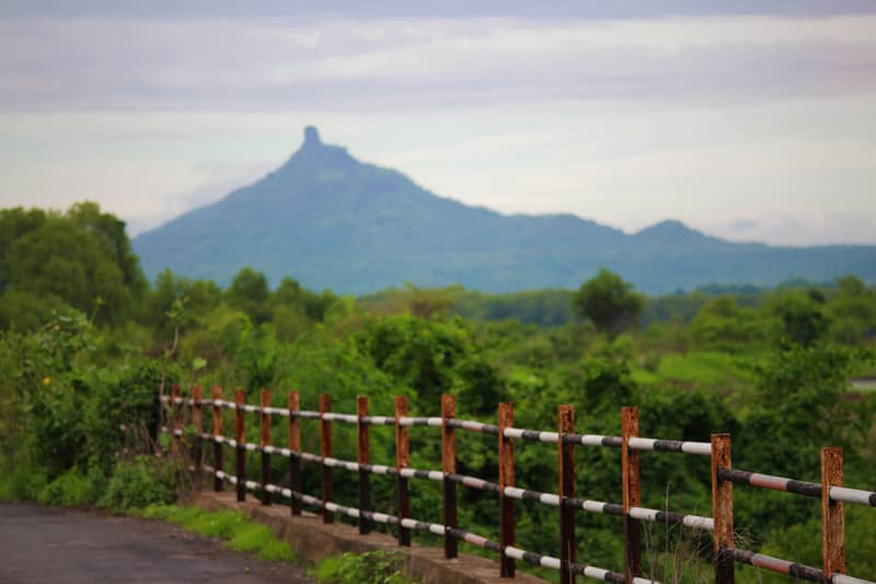 Karnala Fort and Bridge Mountain
