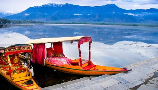 Majestic Beauty of Kashmir Welcomes You on Board!