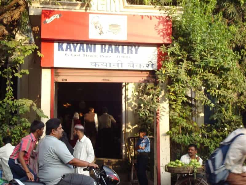 Kayani Bakery & Co, Marine Lines