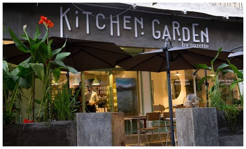 Kitchen Garden By Suzette in Bandra