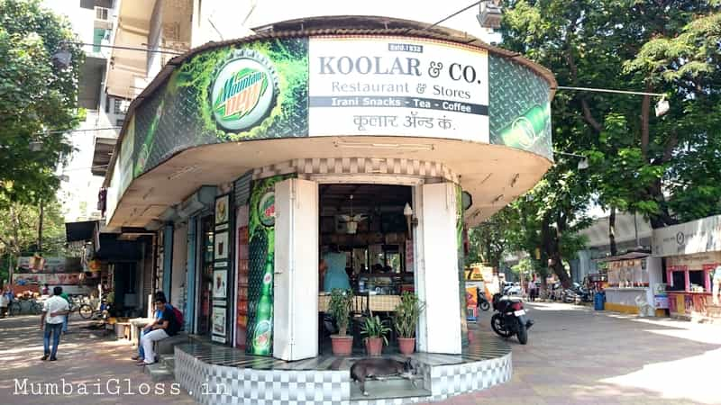 Koolar & Co is where The Lunchbox was shot