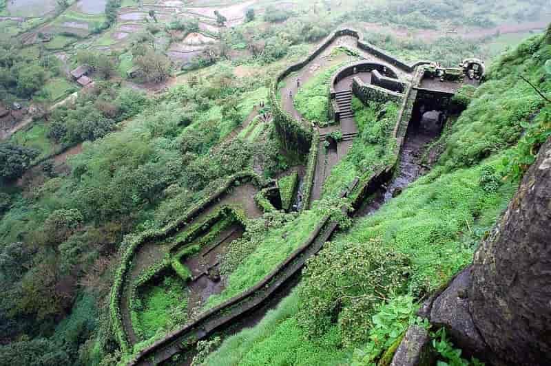 Lohagad Fort, Bhaja