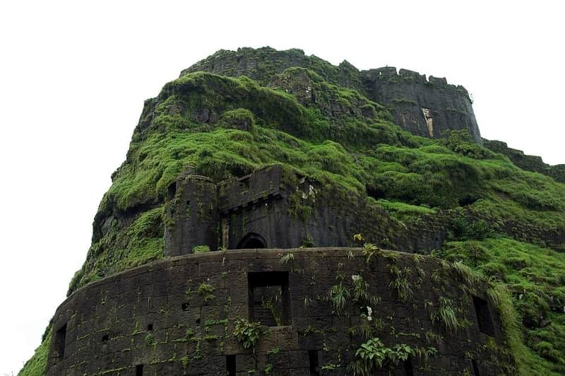 Lohagad Fort, Lohagad