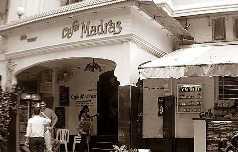 Madras Cafe serves amazing South Indian treats