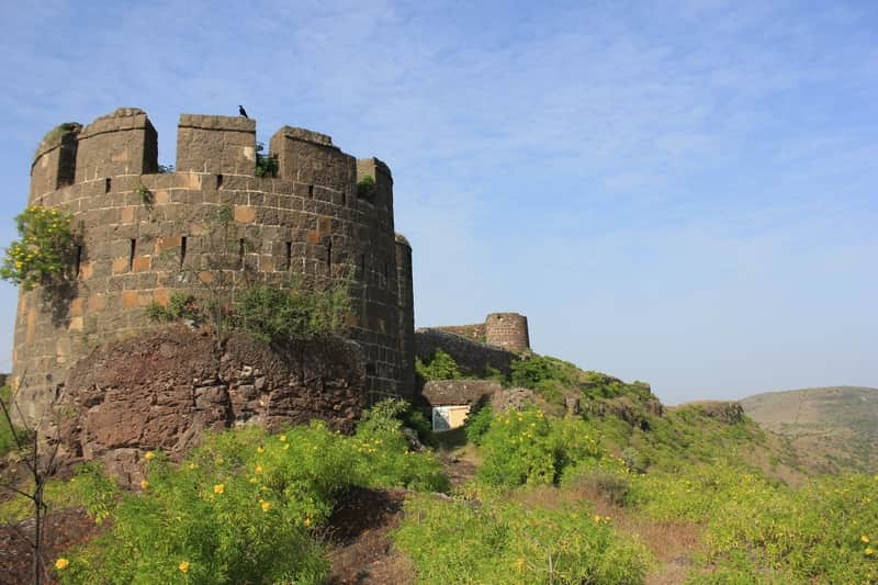 Malhargad Fort.
