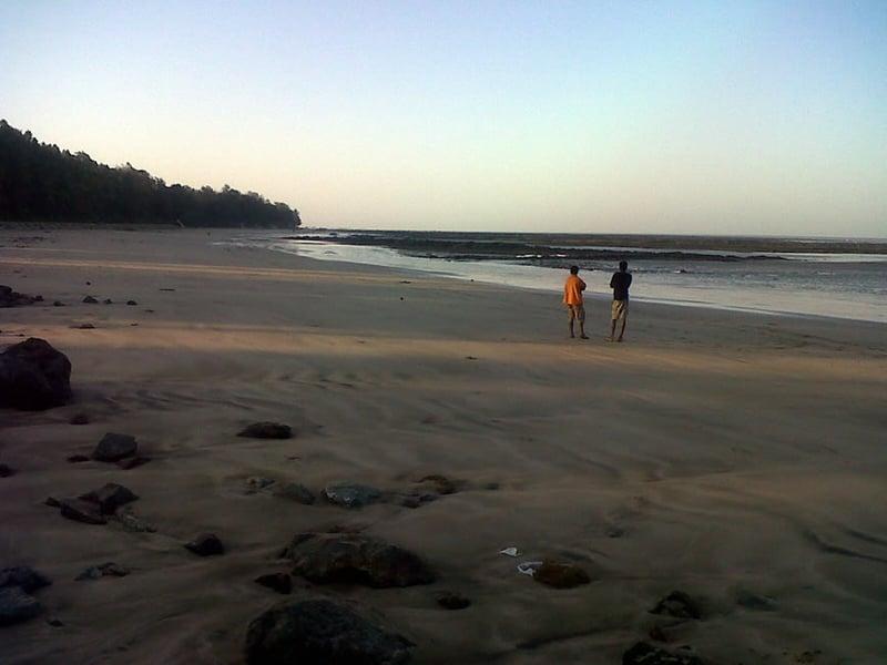 Manori Beach