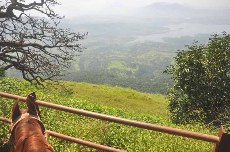 Matheran is an easy place to visit in May near Mumbai