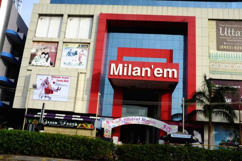 Milan'em Shopping Mall