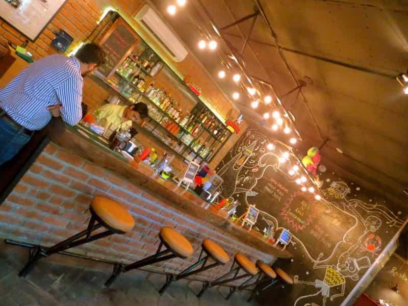 Monkey Bar, Indiranagar