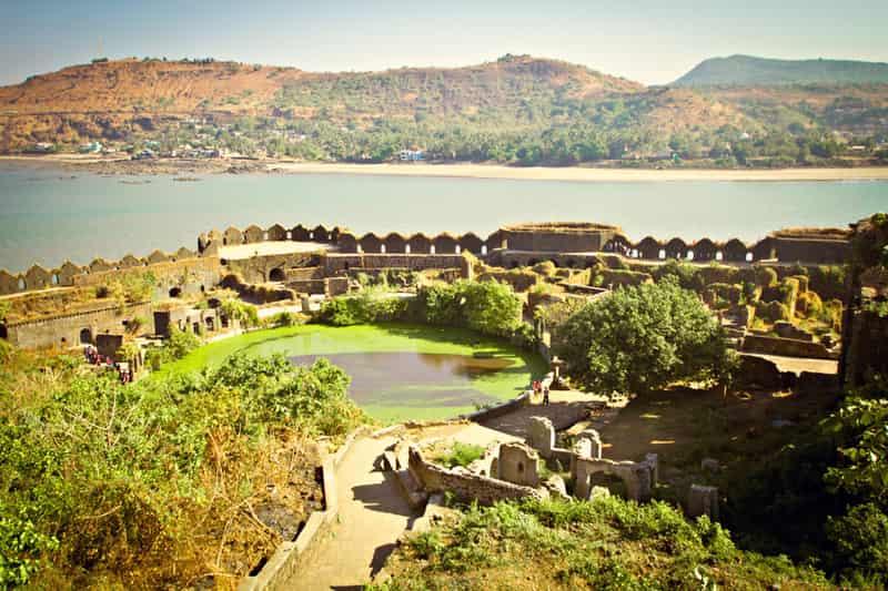Murud-Janjira fort, Alibag