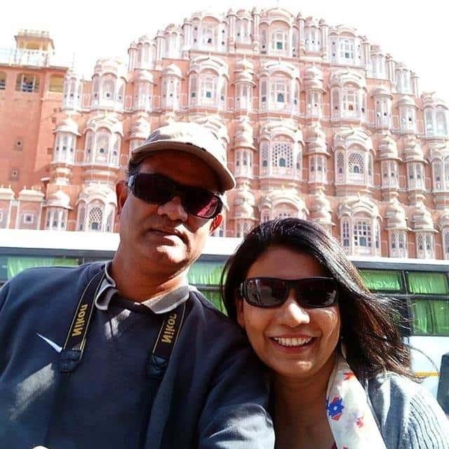Nisha and Vasu
