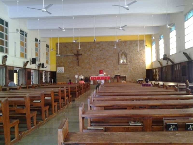 Our Lady of Lourdes Church, Orlem