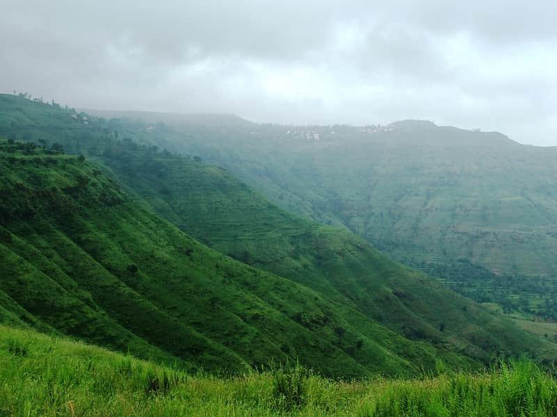 Panchgani Hill