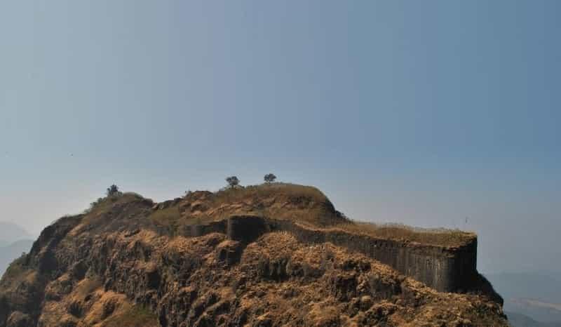 Prachitgad Fort