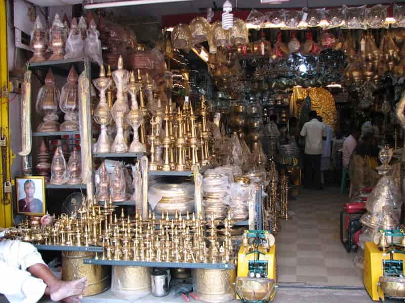 Prithu Mandapam Market