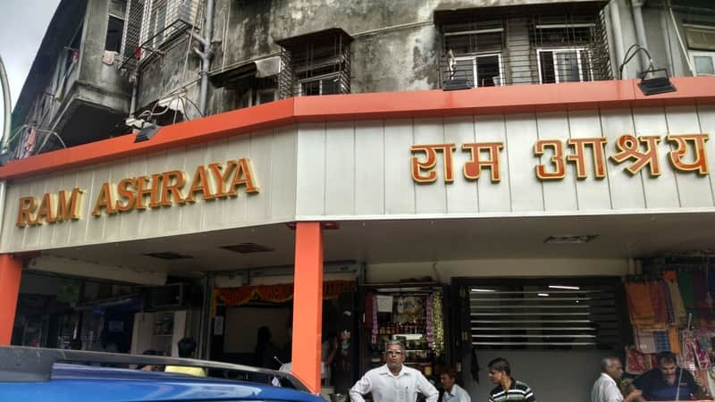 Ram Ashray is conveniently located across from Matunga (Central) station