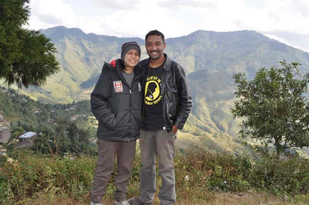 Ram and Reshma