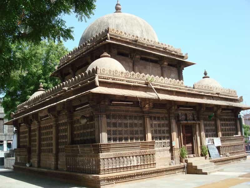 Rani Sipri's Mosque