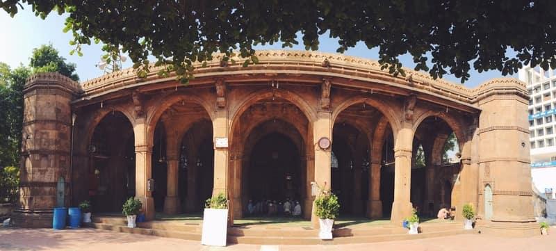 Sidi Saiyeed's Mosque